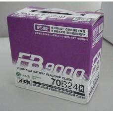 Аккумуляторы Аккумулятор Furukawa (Фурукава) 46B19 (FB9000) (43Ah) FURUKAWA BATTERY